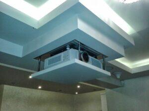 winda elektryczna do projektora